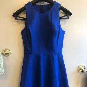 NWT BR A-line flair dress